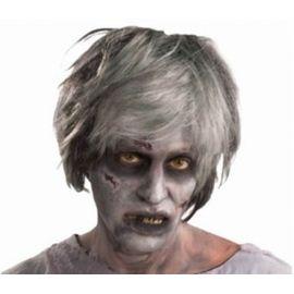 Peluca zombie hombre andy