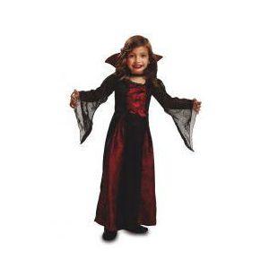 Disfraz vampiresa reina infantil