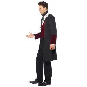 Disfraz vampiro epoca