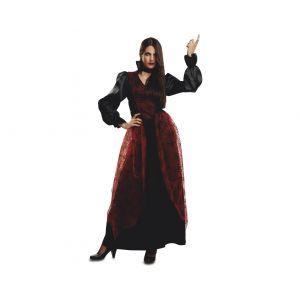 Disfraz vampiresa misteriosa