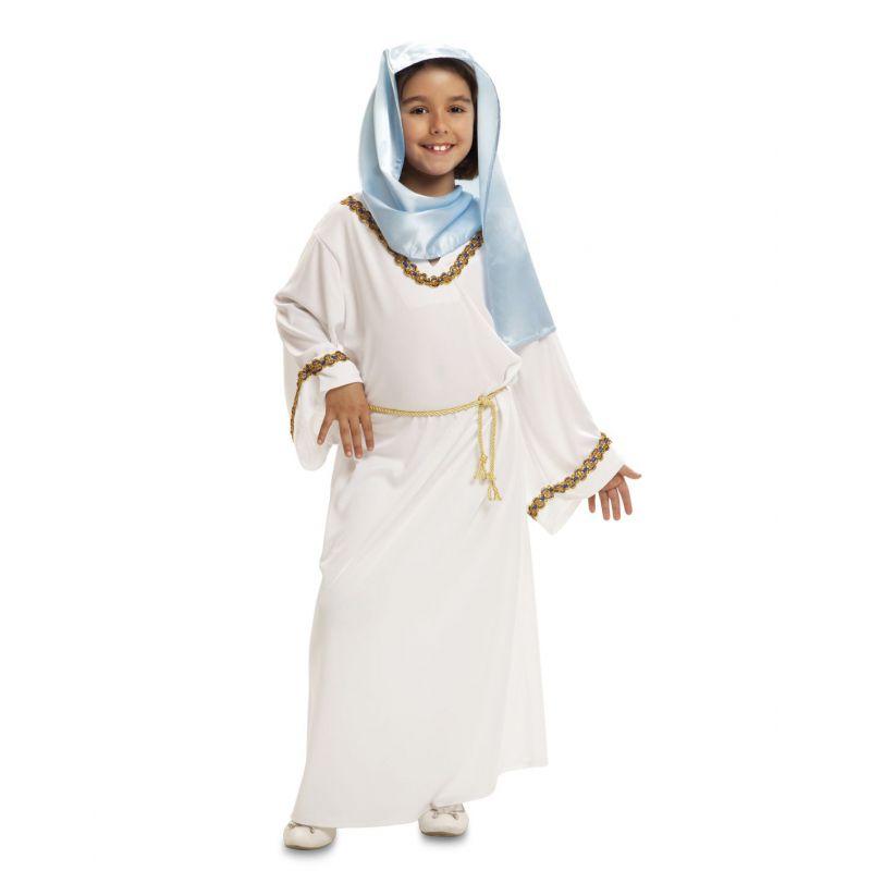 Disfraz virgen maria vv - Disfraces de angel para nina ...