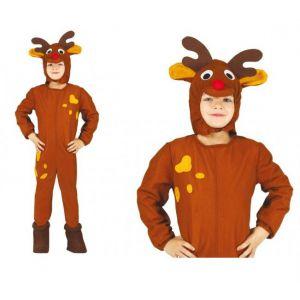 Disfraz reno niños de 1 a 12 años
