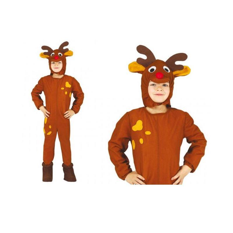 Disfraz Reno Ninos De 1 A 12 Anos Barullocom - Como-hacer-disfraces-de-navidad