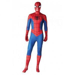 Disfraz spiderman segunda piel adulto