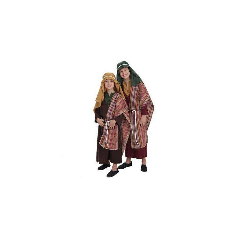 Disfraz San Jose manto niños de 1 a 11 años - Barullo.com 746bcd38a81c