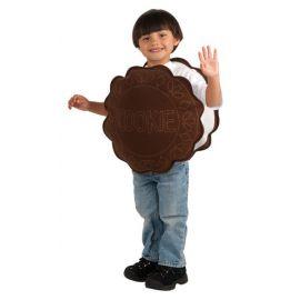 Disfraz bebe cookie