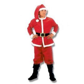 Disfraz Papa Noel para niños de 1 a 11 años