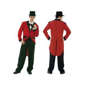 Disfraz presentador circo domador