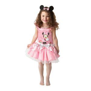 Disfraz minnie ballerina rosa