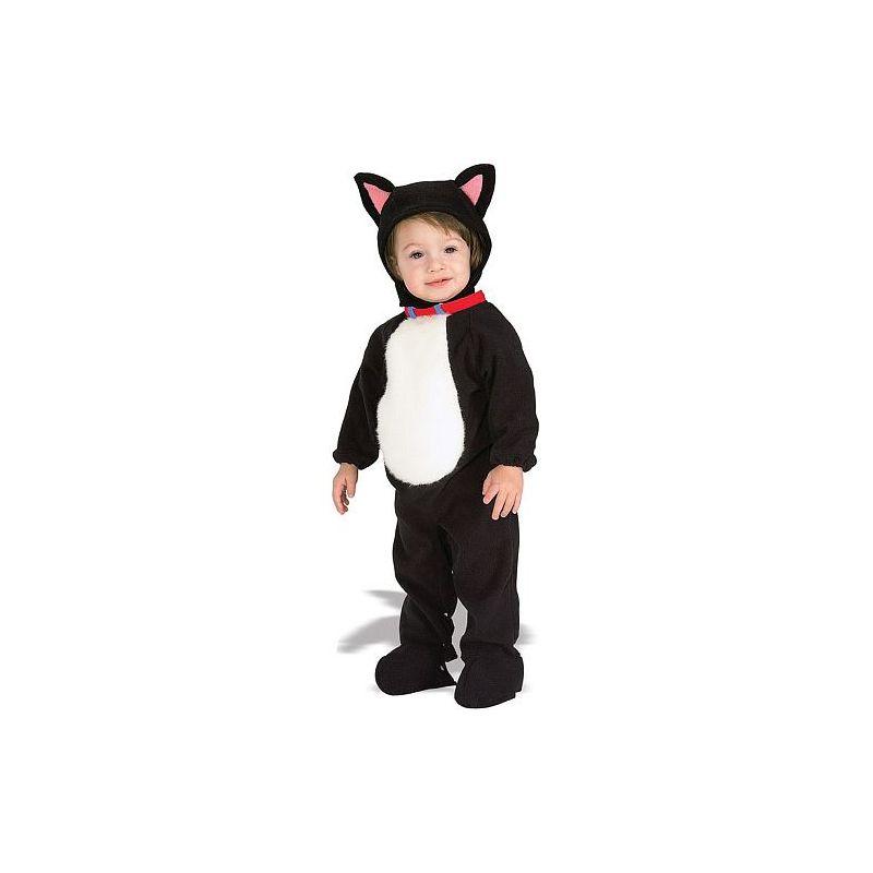 Disfraz bebe gatito 6 12 meses - Disfraces el gato negro ...