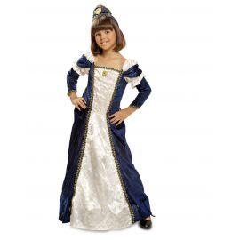 Disfraz dama infantil