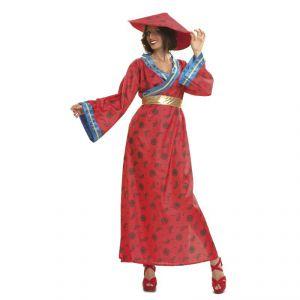 Disfraz china adulta