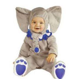 Disfraz elefante trompy 12-18 meses