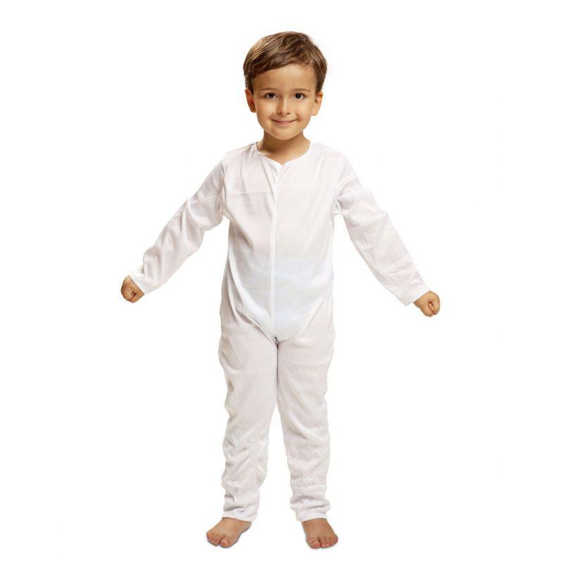 Maillot punto color blanco inf - Trajes de angelitos para ninos ...
