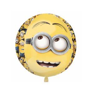 Globo helio esfera minions