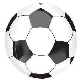Globo helio esfera balon futbol