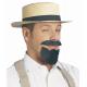 Sombrero canotier gondolero