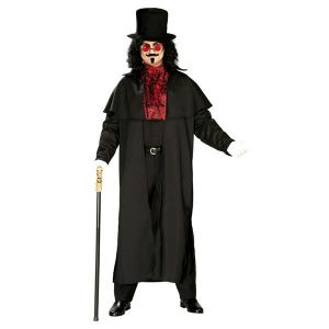 Disfraz lord vampiro adulto