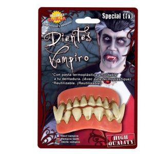 Dientes vampiro termoplast