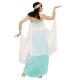 Disfraz cleopatra azul adulto