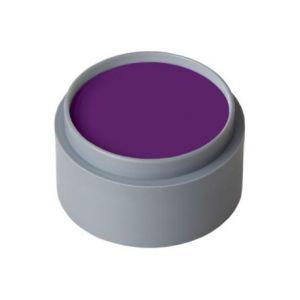 Maquillaje profesional al agua lila