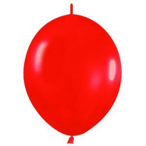 Globo guirnalda rojo