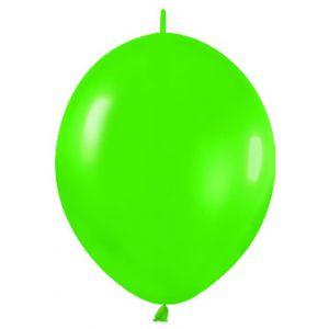 Globo guirnalda verde