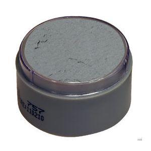 Maquillaje profesional al agua gris