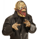 Mascara vampiro zombie con pelo