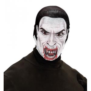 Mascara vampiro tela