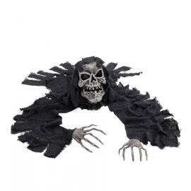 Esqueleto ojos luz 120cm