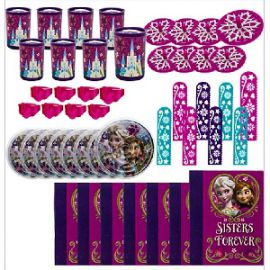 Pack regalitos frozen 48 piezas