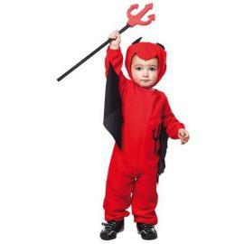 Disfraz bebe diablo 12 meses
