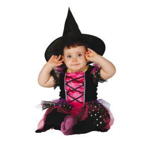Disfraz bebe brujita de 6 a 12 meses