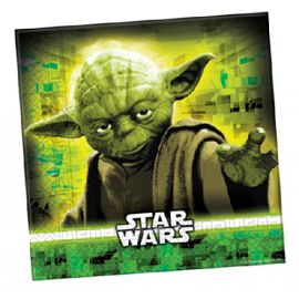 Servilletas star wars pack 20 und