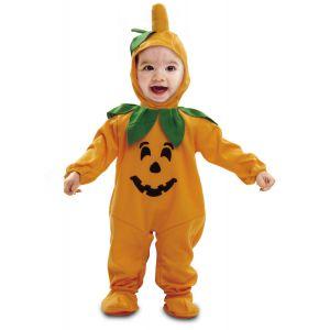 Disfraz bebe calabaza de 7a 12 meses