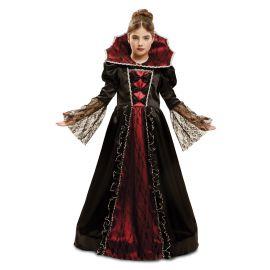 Disfraz princesa vampiresa infantil