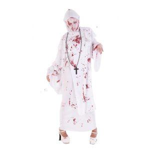 Disfraz sor zombie