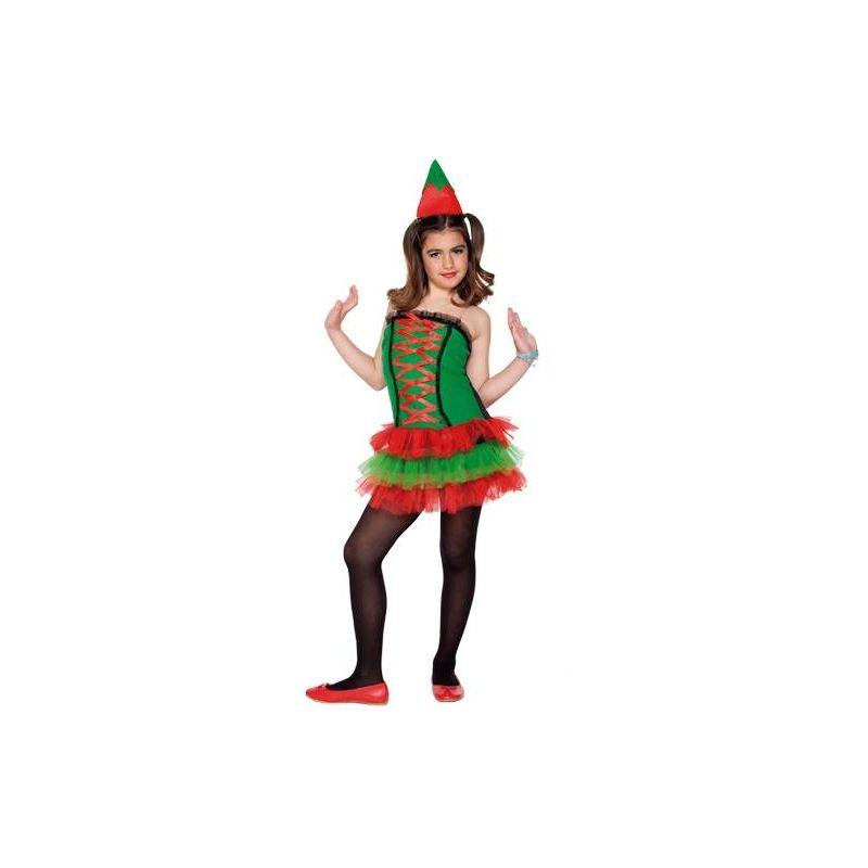 disfraz elfa nia