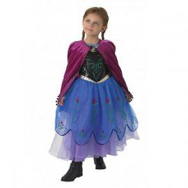 Disfraz Anna Frozen premium