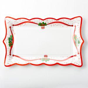 Bandejas arbol de navidad 4 und