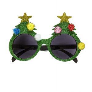 Gafas arbol de navidad