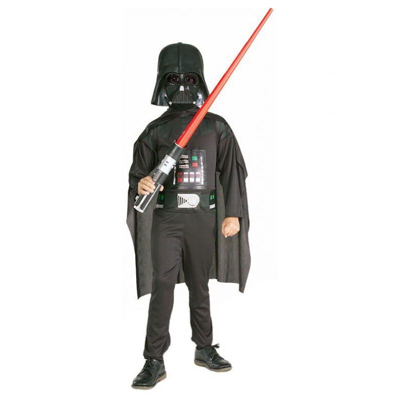 4ee9467219d Disfraz Darth Vader con espada infantil