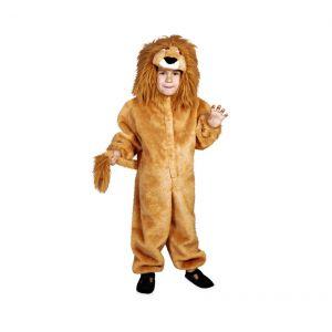 Disfraz leon infantil de 3 a 12 años