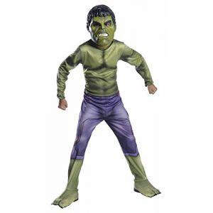 Disfraz hulk mascara dura de 3 a 10 años
