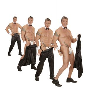 Pantalones stripper