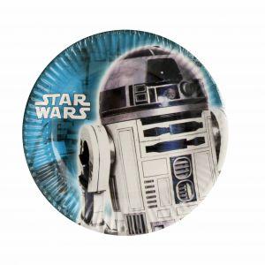Platos Star Wars pequeños