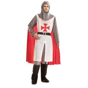 Disfraz caballero medieval verdugo