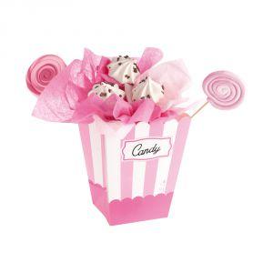 Cajitas palomitas rosas 4 und