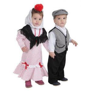 Disfraz bebe chulapa 1-2 a?os